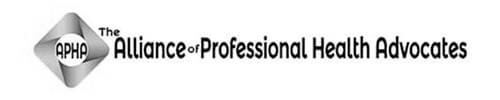 Alliance of Professional Healthcare Advocates Logo